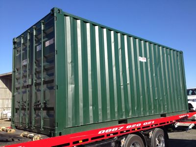 20+39 Shipping Container