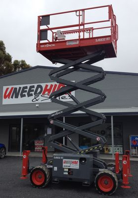 32+39 All Terrain Scissor Lift