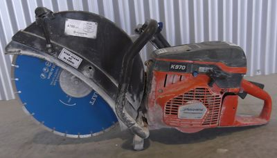 Demolition Saw   Concrete Saw