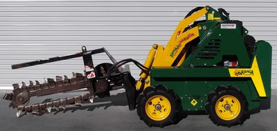 Kanga Mini Loader   Trencher