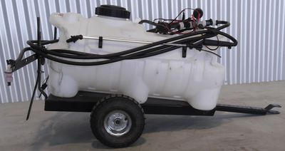 Sprayer   12v  100lt   Towable