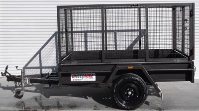 Trailer   7 x 5 Cage