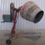 Concrete Mixer - Electric