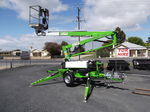 Nifty 120T Towable Cherry Picker